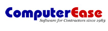 ComputerEase Construction Software