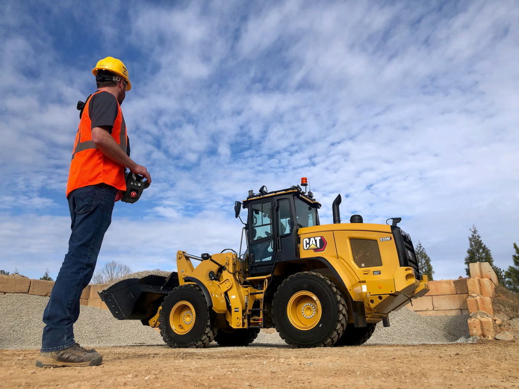 Remote Control Construction Equipment